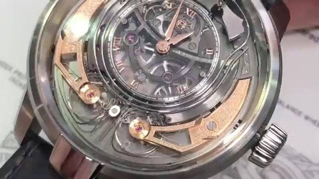 2019 Armin Strom Resonance Minute Repeater: Dubai Watch Week 2019