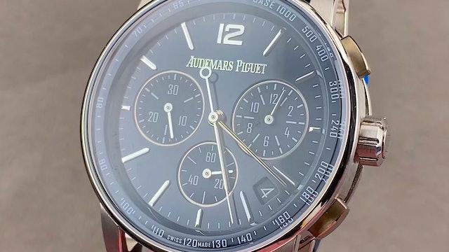 Audemars Piguet Code 11.59 Chronograph 26393BC.OO.A321CR.01