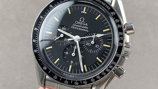 Vintage Omega Speedmaster Professional Moon Watch 145.022