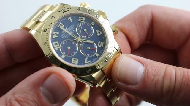 Rolex Daytona Oyster Perpetual Cosmog...