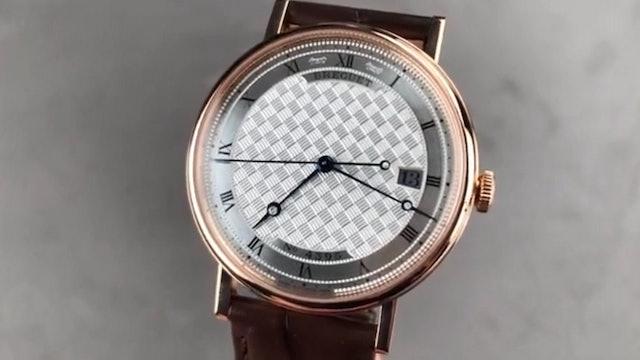 Breguet Classique Automatic 5177BR 12 9V6 Breguet Watch Review