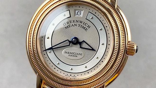 Parmigiani Fleurier Toric GMT PF001527