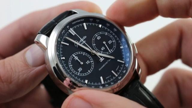 Glashutte Original Senator Chronograph Xl 39 34 20 42 04 Review