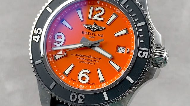 Breitling Superocean Automatic A17366...