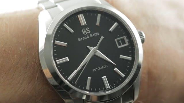 Grand Seiko Heritage Automatic SBGR30...
