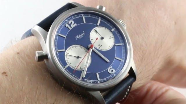 Habring Doppel 3 (Doppel3 Ti Blue) Re...
