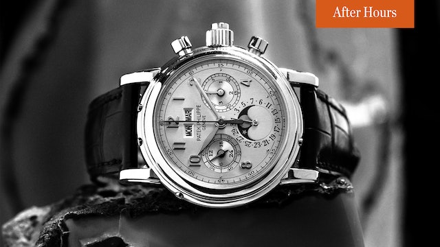 Passion and Watches: What Drives Collectors