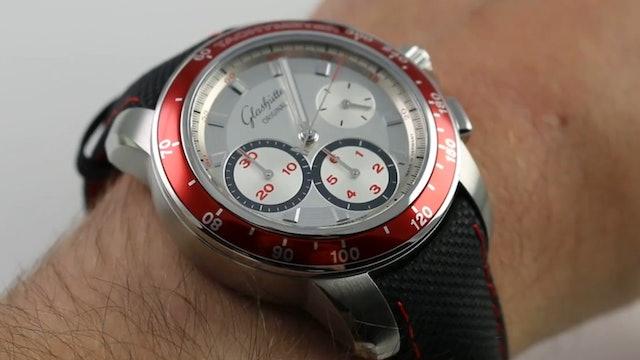 Glashutte Original Sport Evolution Chronograph 39 31 43 03 03 Review