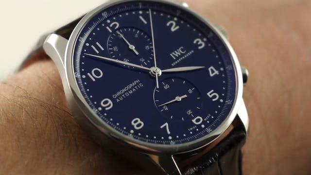 "IWC Portugieser Chronograph Edition ""..."