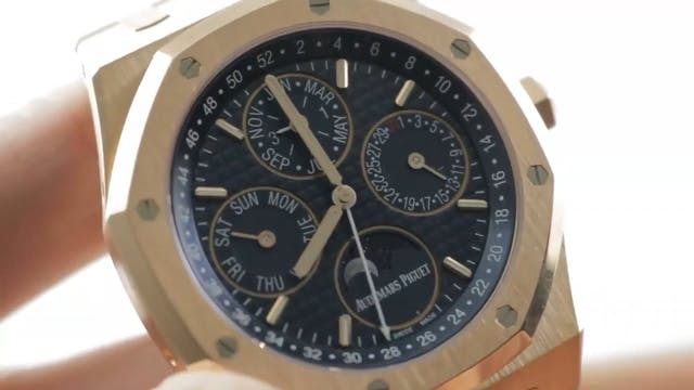Audemars Piguet Royal Oak Perpetual C...
