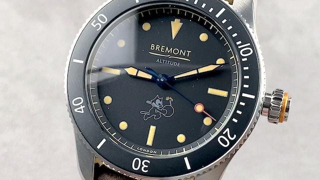 Bremont Supermarine Limited Edition S301-ALT1T-2018-S