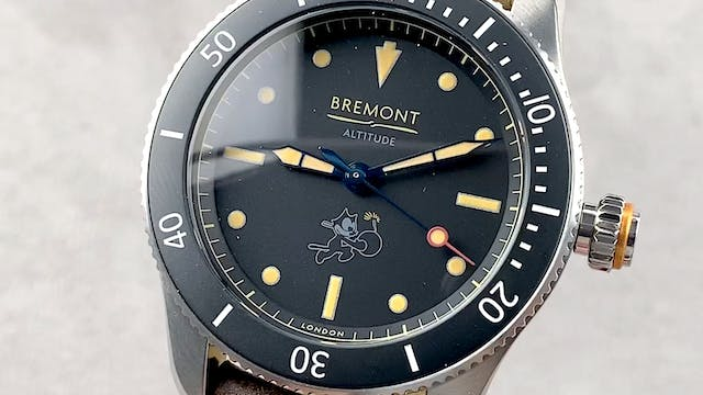 Bremont Supermarine Limited Edition S...