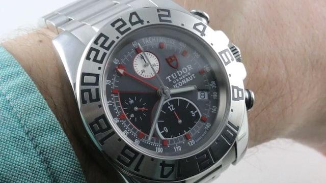 Tudor Iconaut GMT Chronograph (20400) Review