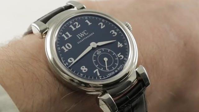 IWC Da Vinci Automatic Edition 150 Ye...