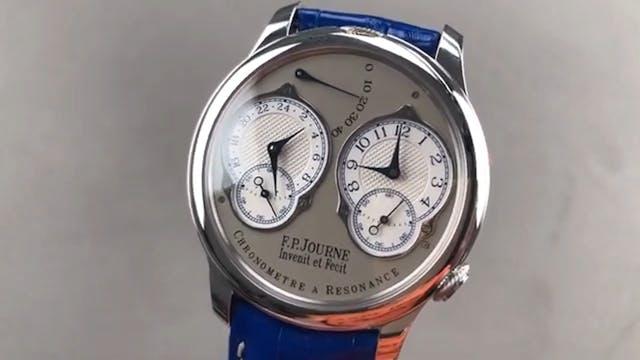 F.P. Journe Chronometre A Resonance R...