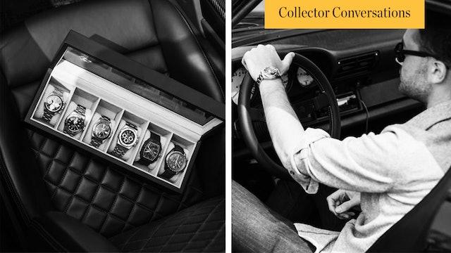 Rolex, Richard Mille & Porsche with Drew Coblitz - Pt. 1
