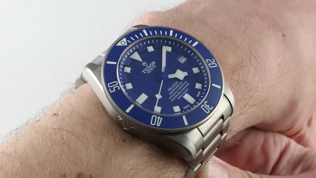 Tudor Pelagos Chronometer 25600TB Review