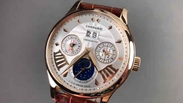 Chopard L.U.C. Lunar One Perpetual Calendar Chronometer 161894 5001 Chopard