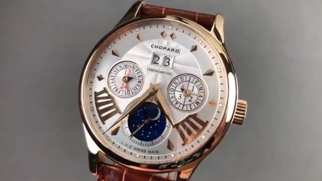 Chopard L.U.C. Lunar One Perpetual Ca...