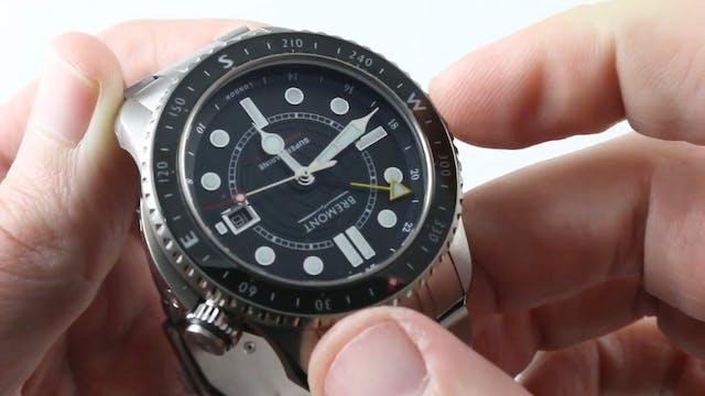 Bremont Supermarine Terra Nova GMT Li...