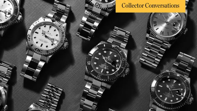Mike Nguyen's Insane Rolex Collection...