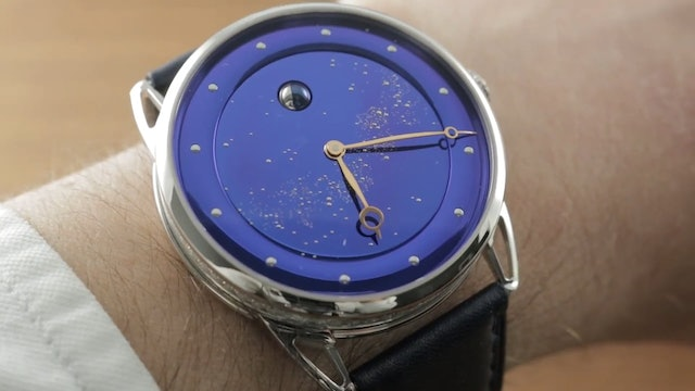 De Bethune Db25 Moon Phase Starry Sky (Db25Jlps3V2) Review