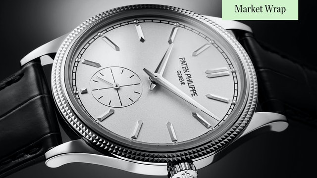 New Patek Philippe Watches and Predictions on Market Effects (4/16/2021)