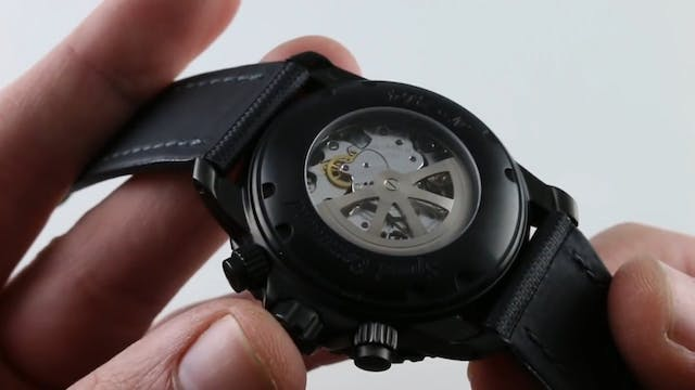 Blancpain Fifty Fathoms Speed Command...