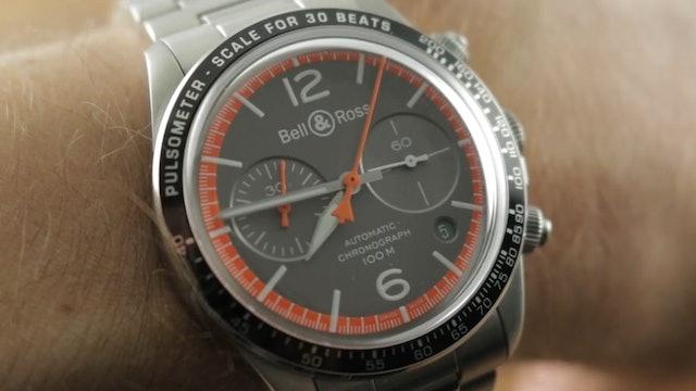 Bell & Ross BR V2 94 Garde Cotes (Brv294 Ora St Sst) Review