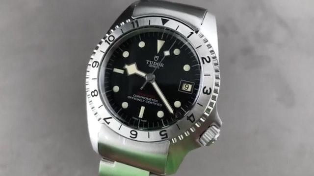 Tudor Black Bay P01 Dive Watch 70150 Review