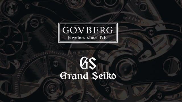 Grand Seiko Spring Drive Automatic Ch...