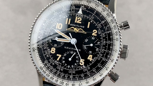 Breitling Navitimer Ref. 806 1959 Re-Edition Limited Edition AB0910371B1X1