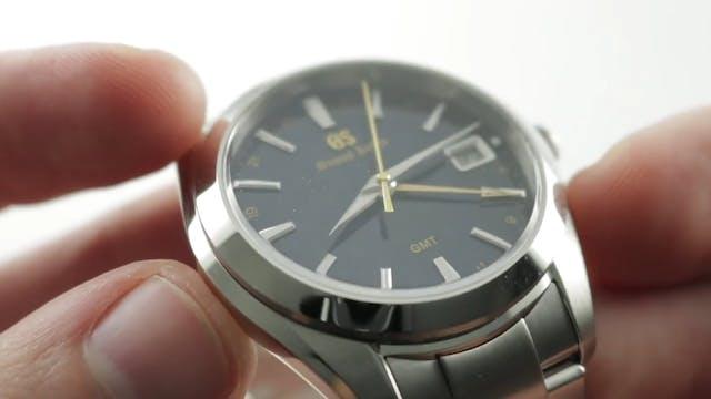 Grand Seiko 9F GMT Limited Edition SB...