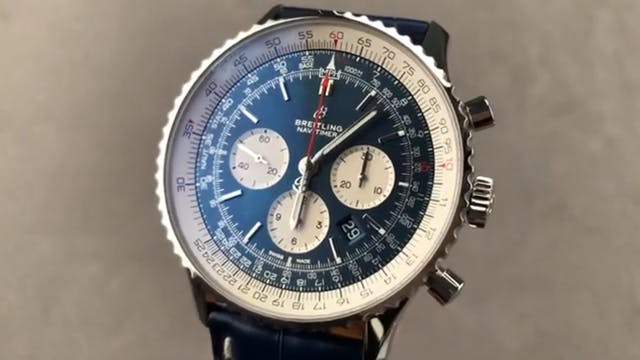 Breitling Navitimer 1 B01 Chronograph...