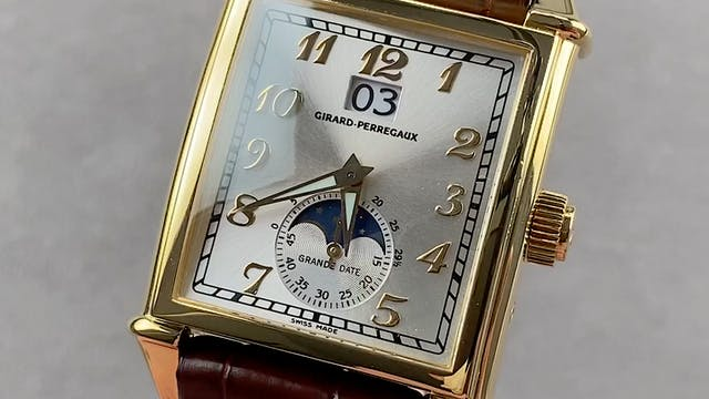 Girard-Perregaux Vintage 1945 Moonpha...