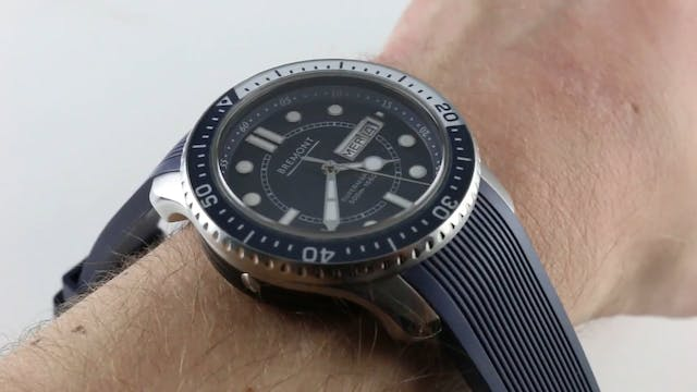 Bremont Supermarine S500 Bl Review