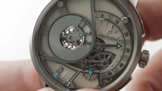 Hautlence Hlq07 Jump Hour Retrograde Titanium (Mte001009 Q) Review