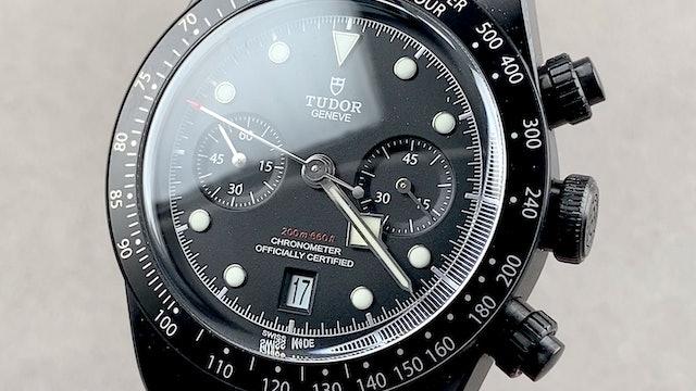 """Tudor Black Bay Chronograph """"Dark"""" 79360DK"""