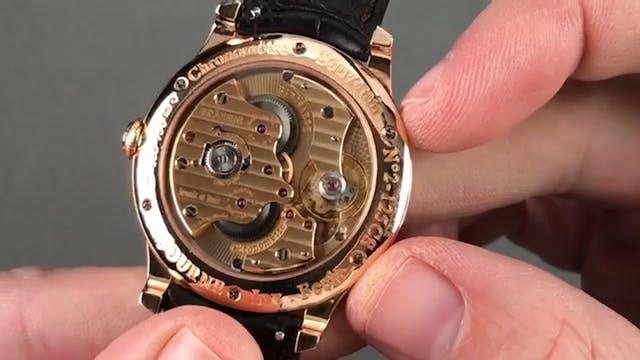F.P. Journe Chronometre Souverain Cs ...