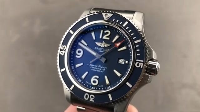 Breitling Superocean Automatic A17367...
