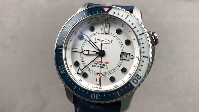 Bremont Supermarine Waterman Limited ...