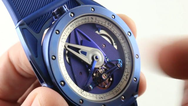 De Bethune Grand Sailor Db28Gsb Review