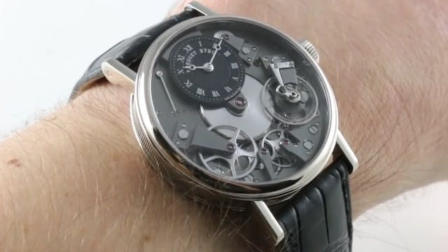 Breguet Tradition (EXO CALIBER / DLC)...