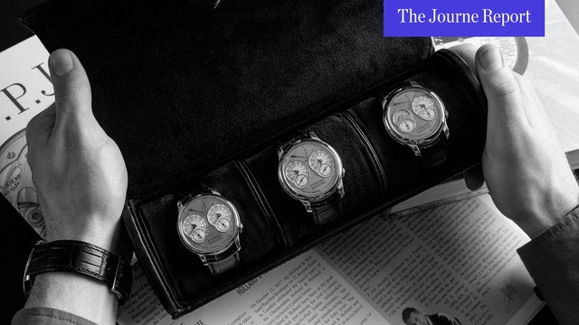 Exploring the World of Limited Edition F.P. Journe Watches