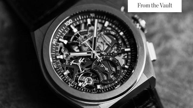 Zenith Defy El Primero + Titanium Watches