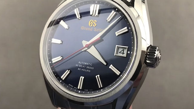 Grand Seiko Heritage Collection Hi-Beat 36000 Limited Edition SLGH003