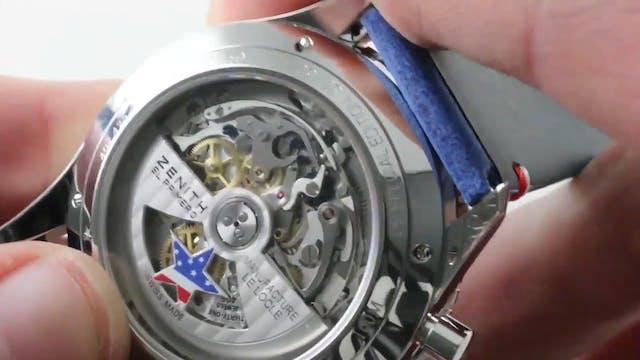 Zenith Pilot Cronometro Tipo CP 2 Usa...