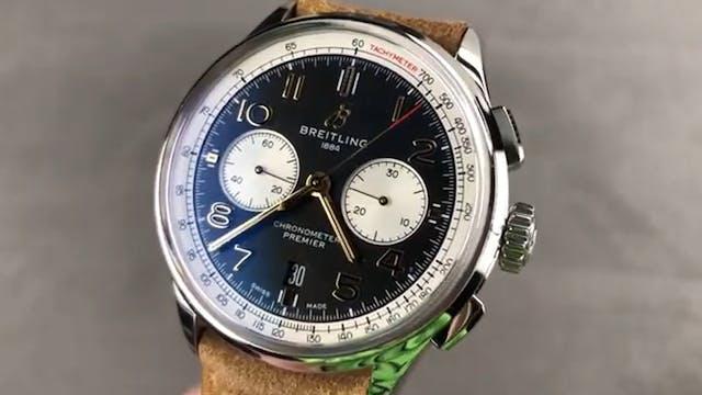 Breitling Premier B01 Chronograph Nor...