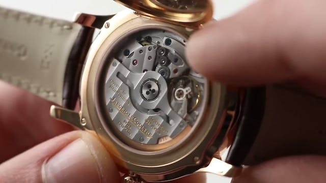Jaeger Lecoultre Master Geographic (Q...