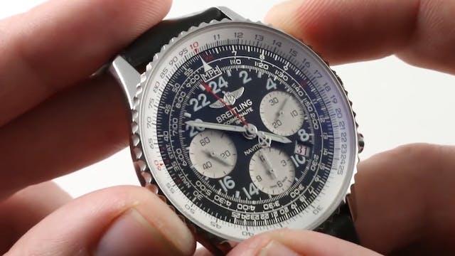 Breitling Navitimer Cosmonaute Limite...